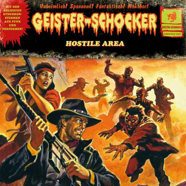 Geister-Schocker: Hostile Area LP