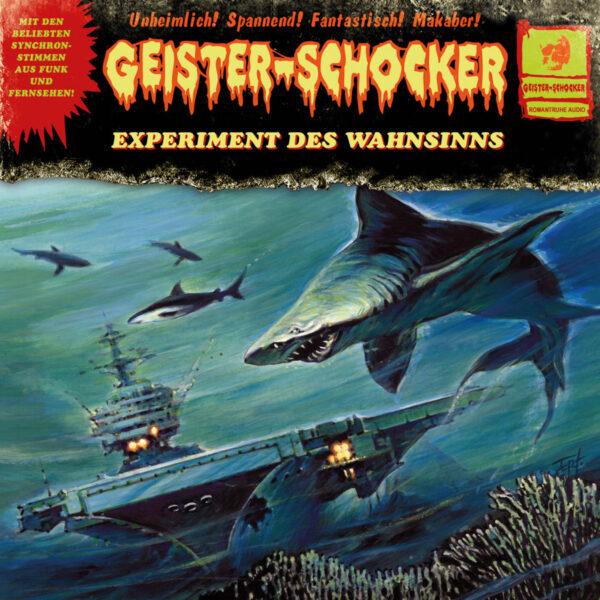 Geister-Schocker: Experiment des Wahnsinns LP