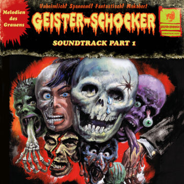 Geister-Schocker: Soundtrack Part 1 (LP)