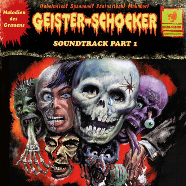 Geister-Schocker: Soundtrack Part 1 (LP)