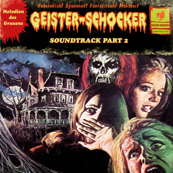 Geister-Schocker: Soundtrack Part 2 (LP)