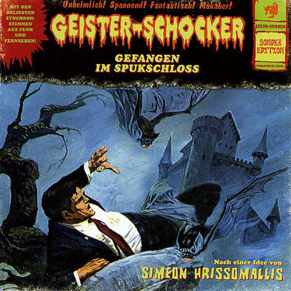 Geister-Schocker CD SE: Gefangen im Spukschloss