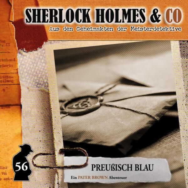 Sherlock Holmes & Co 56: Preußisch Blau
