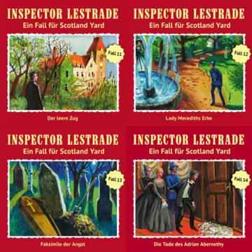 Inspector Lestrade ABO