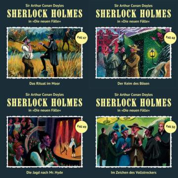 Sherlock Holmes ABO