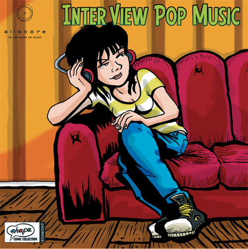Inter View Pop Comics