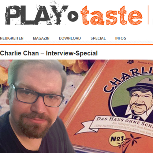 Gerd Naumann im Interview mit PLAYtaste