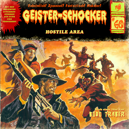 Geister-Schocker 60: Hostile Area